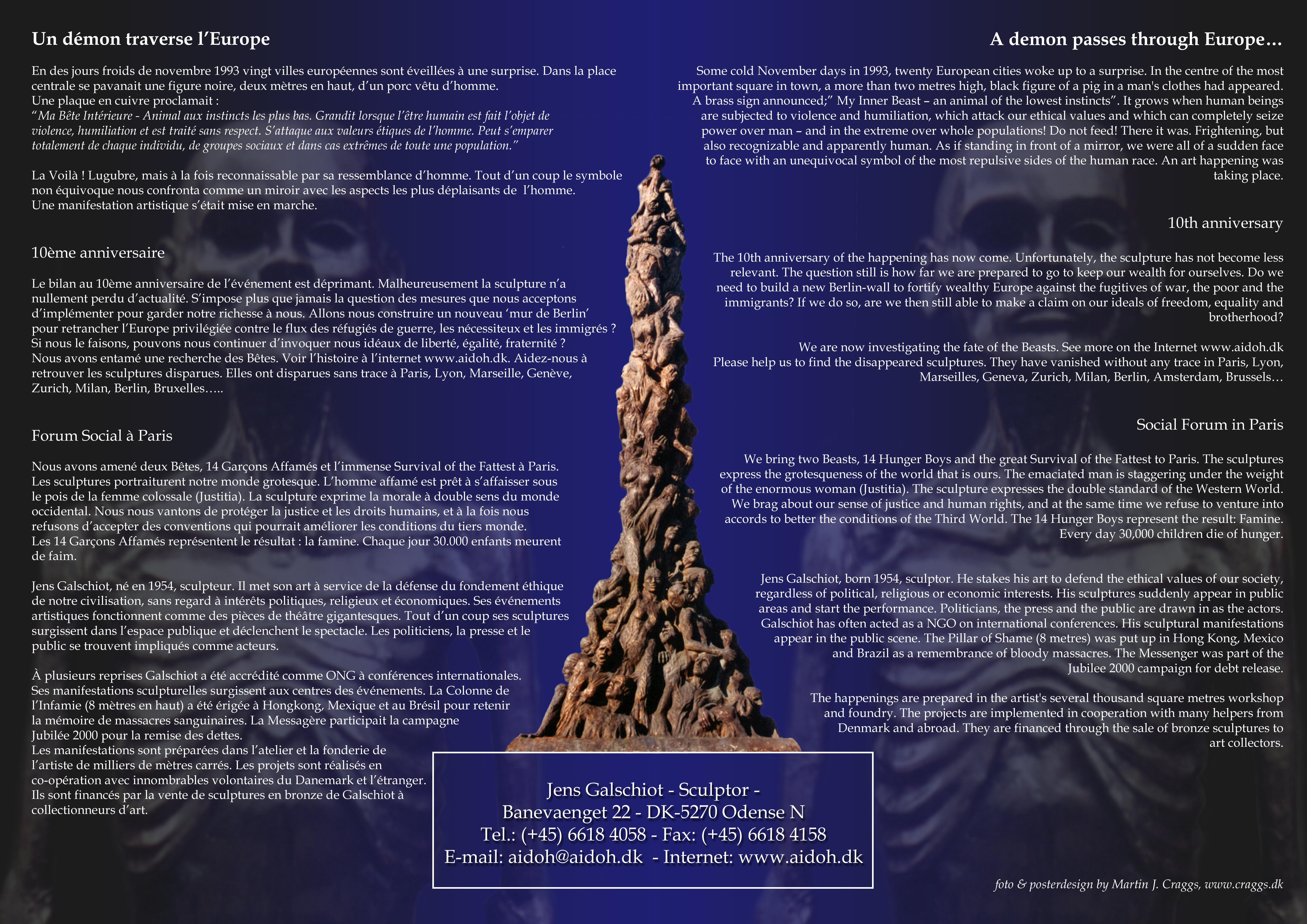 kristian von hornsleth skulptur